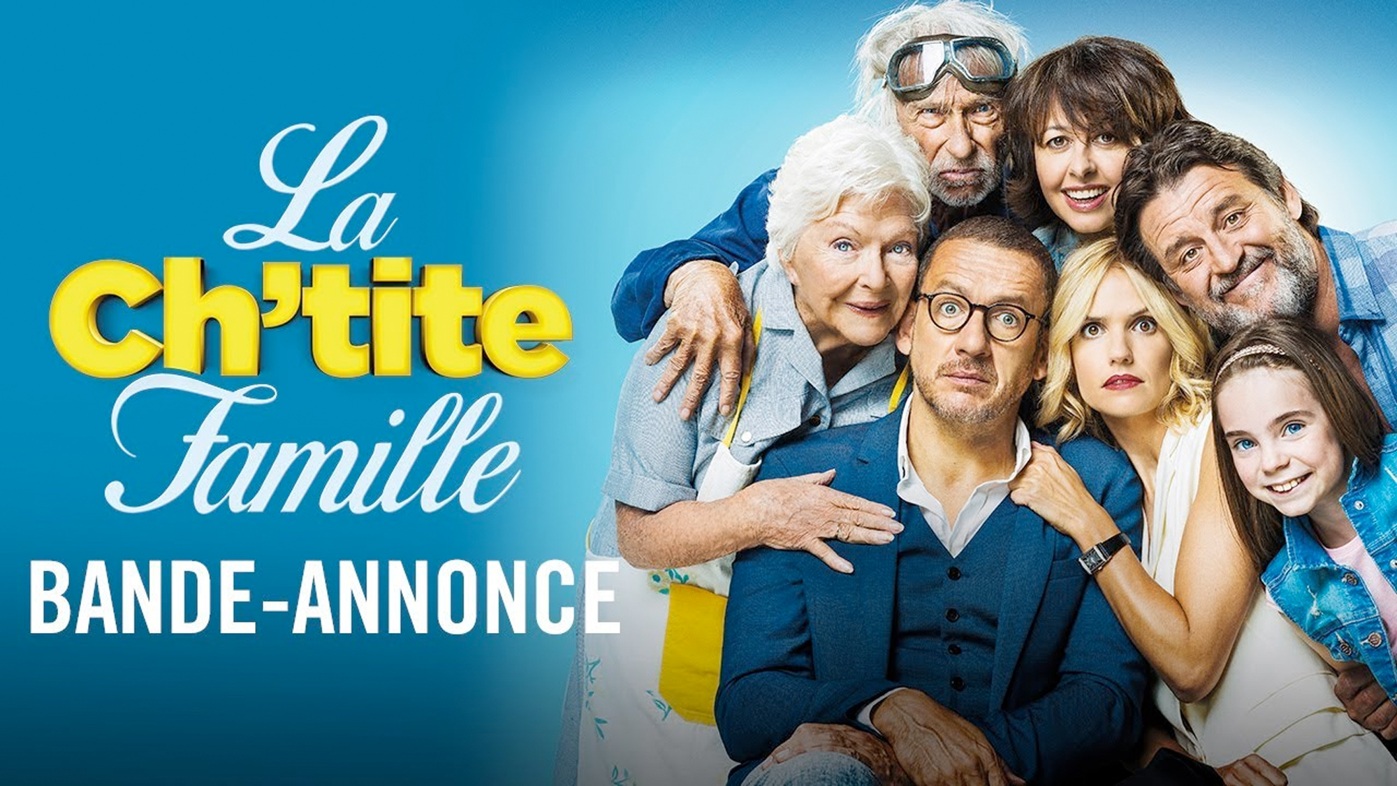 La ChTite Famille Streaming